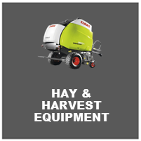hay and harvest equipment