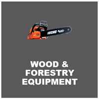 wood and forestry equipment